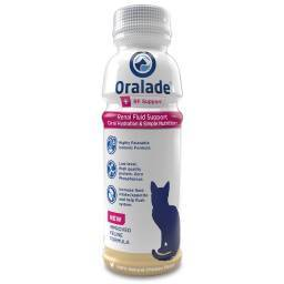 Oralade - +RF Support for Cats, 330mL Bottle