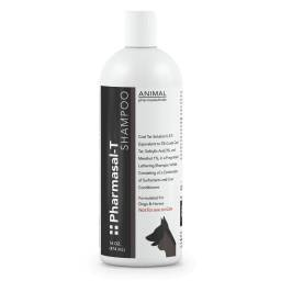 Pharmasal-T Shampoo for Dogs and Cats by Animal Pharmaceuticals