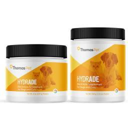 Hydrade Electrolyte Supplement Powder for Dogs and Cats
