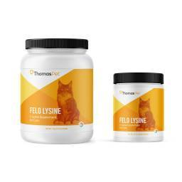 Felo Lysine L-Lysine Supplement for Cats