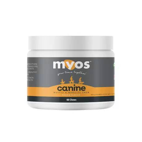 Myos Canine Muscle and Mobility Chew for Dogs