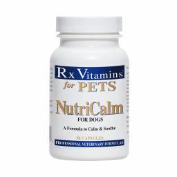 NutriCalm Capsules for Dogs Formula to Calm and Soothe