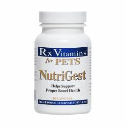NutriGest 90 Capsules for Dogs and Cats GI Mucosa