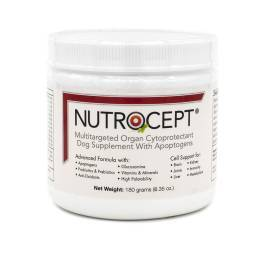 Nutrocept for Dogs Supplement with Apoptogens