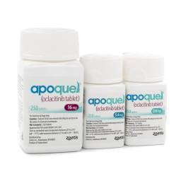 Apoquel for Dogs (oclacitinib) for Atopic Dermatitis