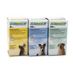 Clomicalm for Dogs (clomipramine hydrochloride) Tablets for Behavior Issues