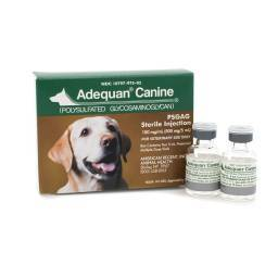 Adequan Canine PSBAB Injection Arthritis in Dogs