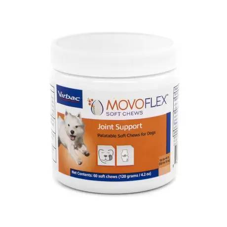 MOVOFLEX for Small Dogs Joint Support Soft Chews Biovaflex