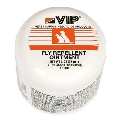 Vip Fly Repellent Ointment Bug Repellent For Dogs