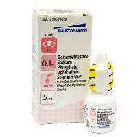Dexamethasone Sodium Phosphate Ophthalmic Solution