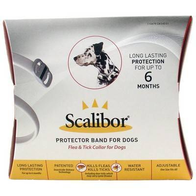 Scalibor Flea and Tick Collar for Dogs