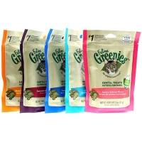 Feline Greenies Dental Treats for Cats - New Packaging