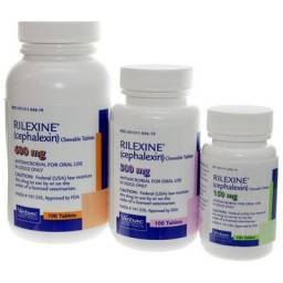 Rilexine Antimicrobial Chewable Tablets for Dogs