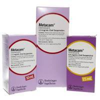 Metacam Oral Suspension Pain Reliever