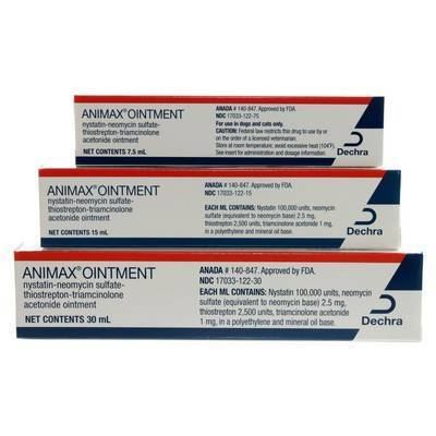 Panalog ointment for dogs ear infection