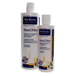 KetoChlor Dermatology Medicated Shampoo for Dogs and Cats