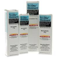 Tri-Otic Ear Ointment for Dogs' ears