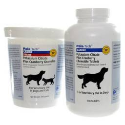 Potassium Citrate Plus Cranberry for Dogs and Cats