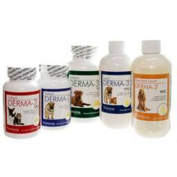 Derma-3 for Dogs and Cats