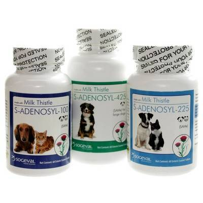 S-Adenosyl (SAMe) Milk Thistle for Pets
