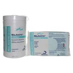 DermaPet MalAcetic Wet Wipes/Dry Bath