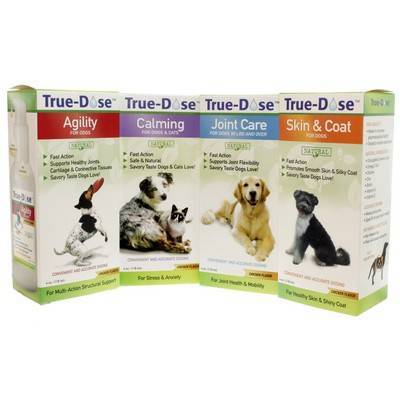 True-Dose Supplement for Pets