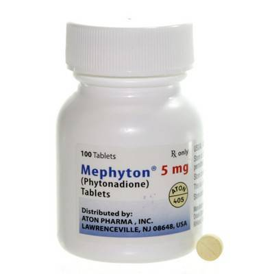 mephyton 5 mg vitamin k for dogs and cats vetrxdirect
