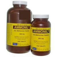 Ammonil Tablets Urinary Acidifier for Pets