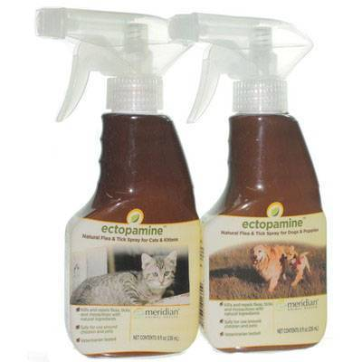Ectopamine Natural Flea and Tick Spray