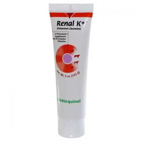 Renal K+ for Cats and Dogs 5oz Gel