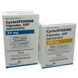 Cyclosporine Capsules for Dogs with atopic dermatitis