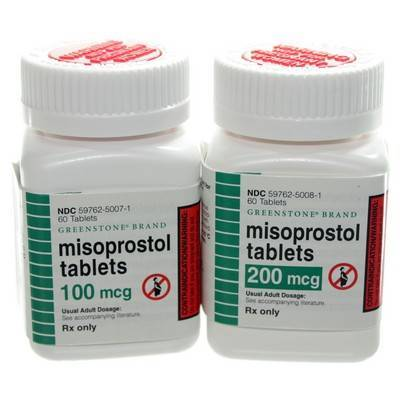 price of misoprostol tablets