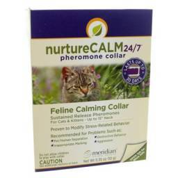 NurtureCALM 24/7 Pheromone Collar for Cats