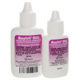 Baytril Otic for Dogs with Ear Infections