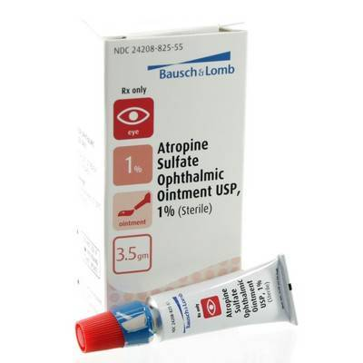 Atropine Sulfate For Dogs Eye Drops