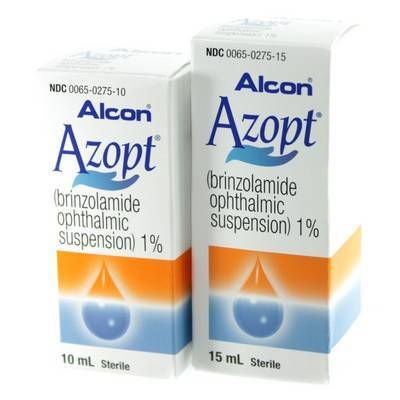 Azopt Eye Drops For Dogs