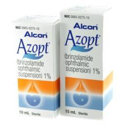 Azopt (brinzolamide) Eye Drop for Pets