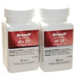 Droncit Deworming Pill for Pets