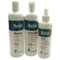 Relief for Pets Contains 1% Pramoxine HCl