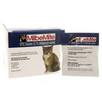 MilbeMite Otic Solution for Ear Mites in Cats