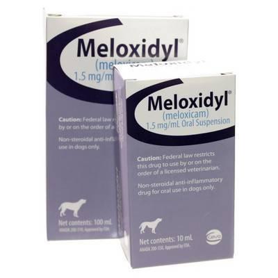 Meloxidyl Generic Metacam Vetrxdirect Pharmacy