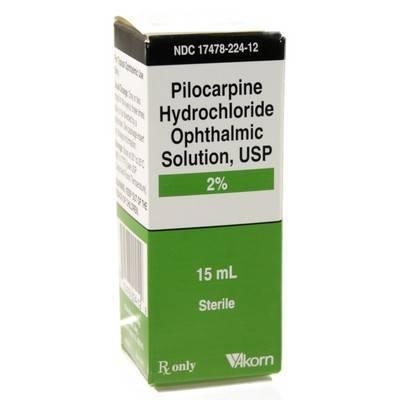 Pilocarpine Ophthalmic Reviews