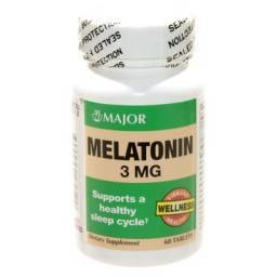 Melatonin for sleep cycle support in dogs and cats