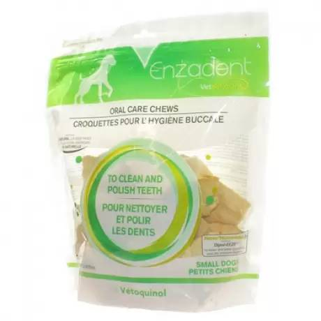 Enzadent Oral Care Chews for Small Dogs