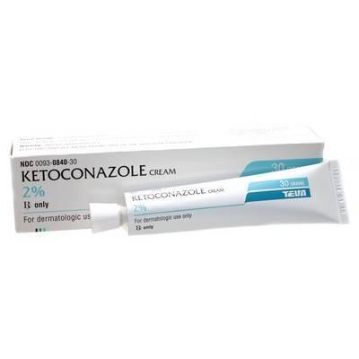 Ketoconazole Cream  For Dogs
