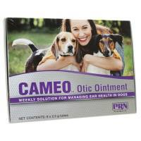 Cameo Otic Ointment for Ear Health in Dogs