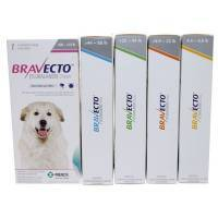 Bravecto (fluralaner) Chews Flea and Tick Killer for Dogs