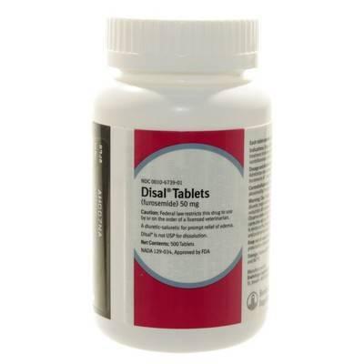 Furosemide Tablets For Dogs