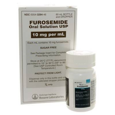 Furosemide prescription