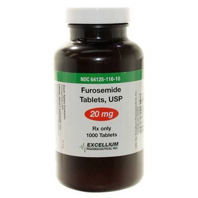 Furosemide 20mg Tablets for Pets